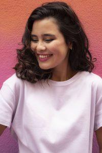 Portrait de l'influenceuse Bianca Lopez, @lopes_bi
