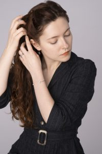 Portrait studio de la photographe Karine Shashok, @karine.rukhlia.photo
